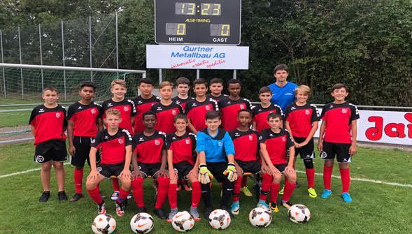 FC Rohr - C Junioren
