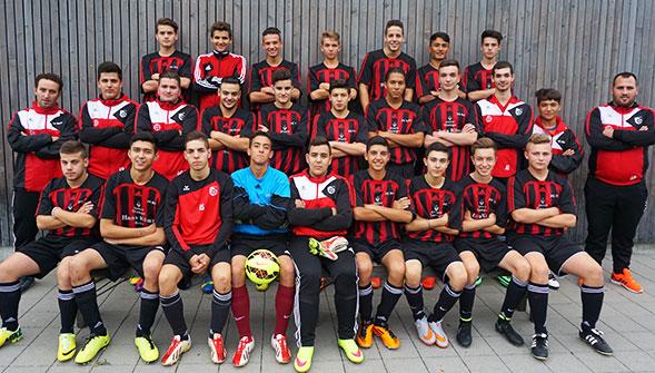 A-Juniore FC Rohr