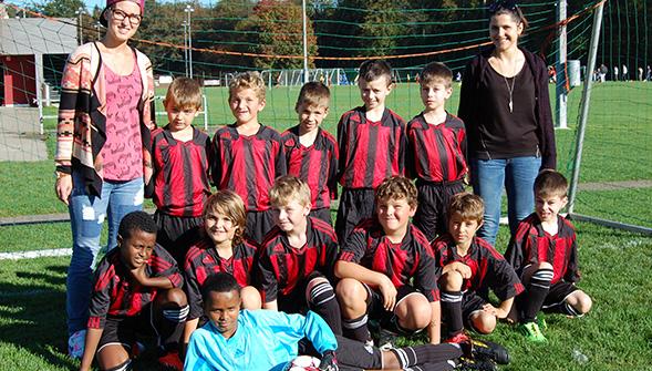 FC Rohr - E Junioren b