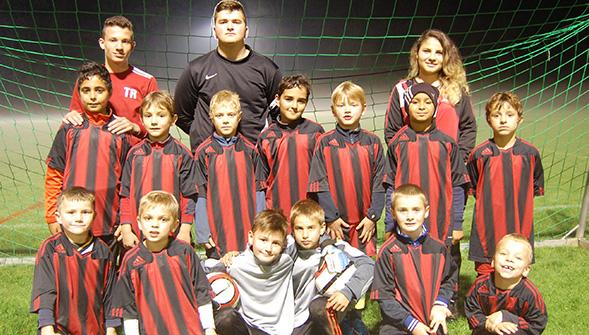 FC Rohr - F Junioren a
