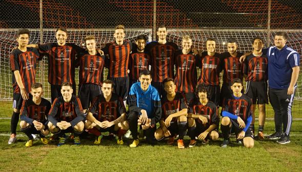 FC Rohr Zweite Mannschaft